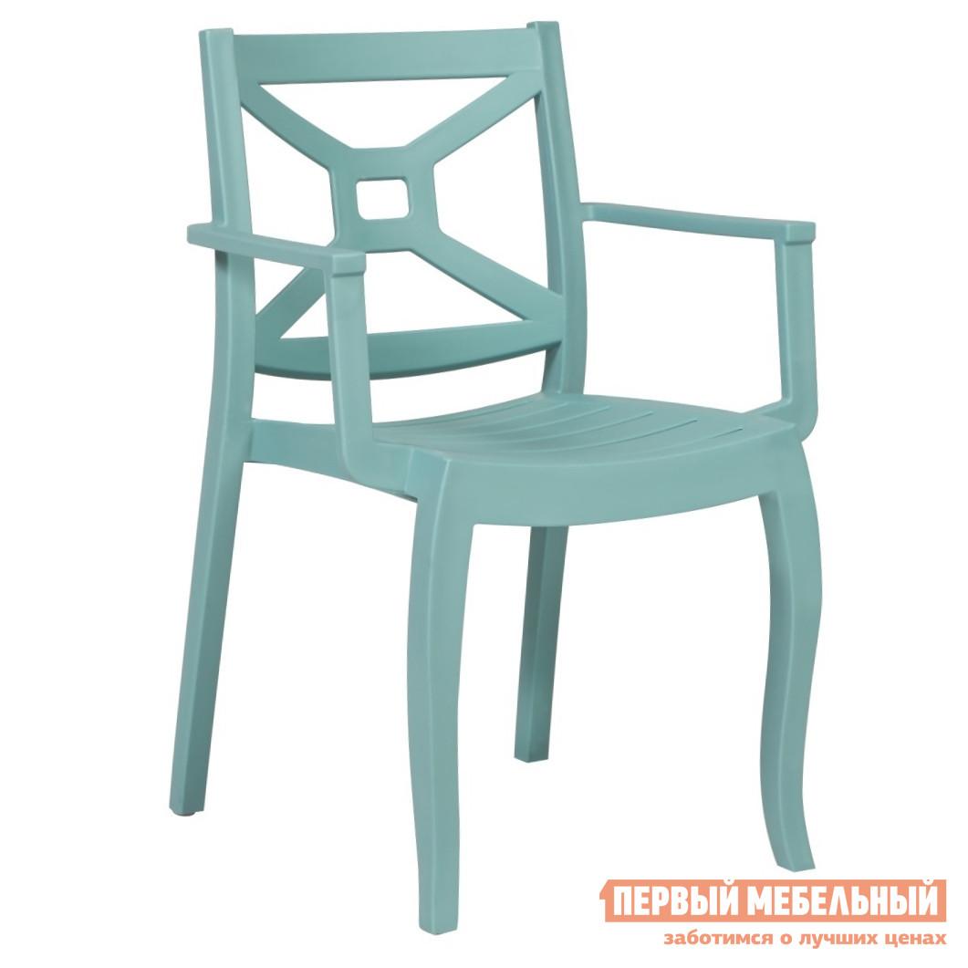 Садовое кресло Рихаус Кресло пластиковое Zeus Box DEL/ZEUS-R/BOX/ARM