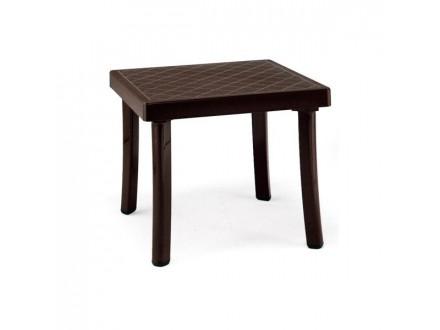 Пластиковый столик-табурет