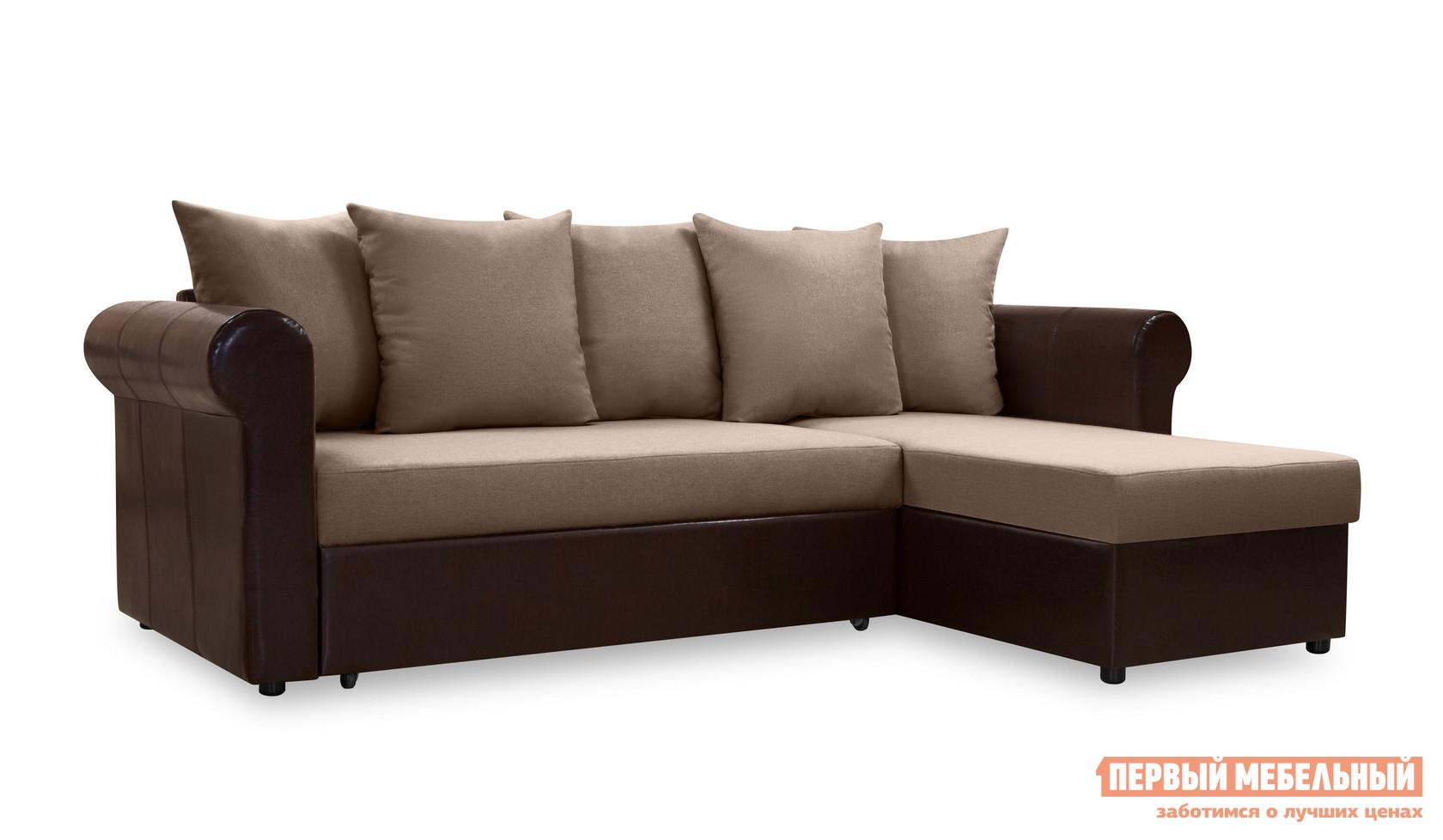 Угловой диван Клинская мебельная компания Марсель угловой