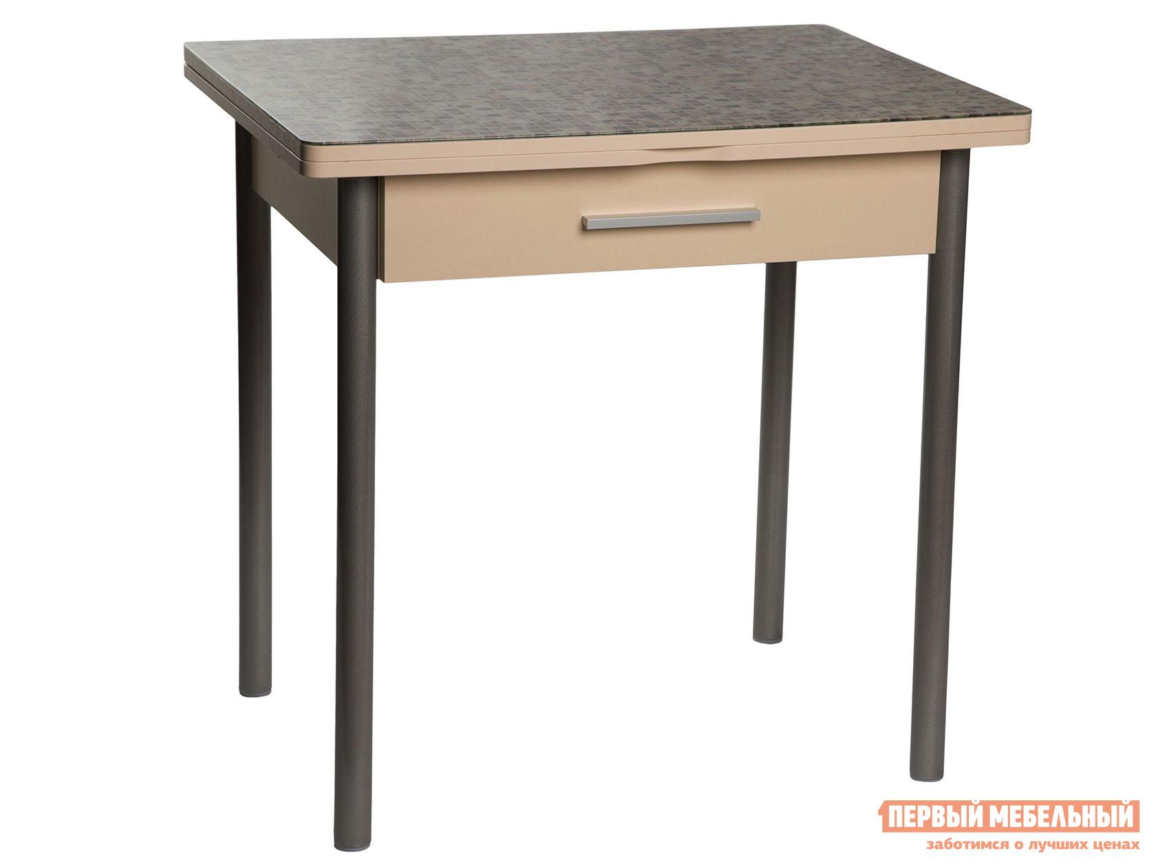 Кухонный стол Линоторг DP-010306101 Стол ДП1-03-06 800х600 (1200) М37