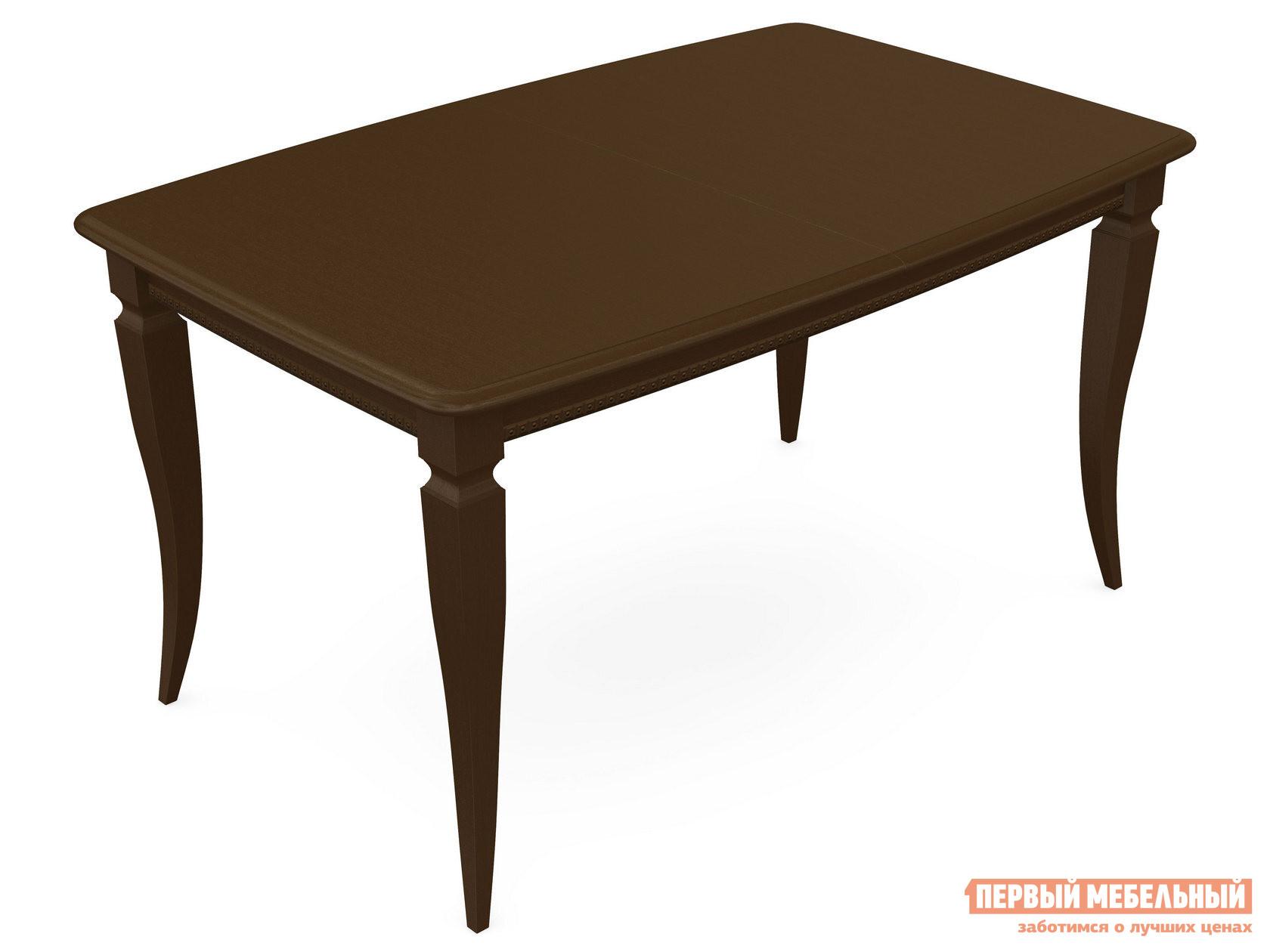 Обеденный стол  Стол Сибарит Тон 4, Коньяк, Малый