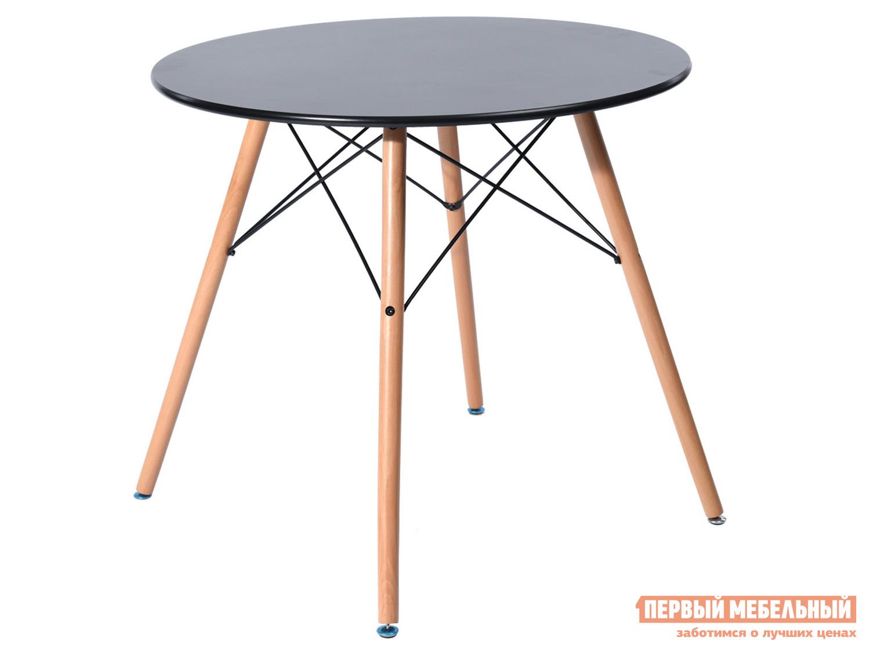 Кухонный стол  EAMES DSW CHAD Черный STOOL GROUP 96075
