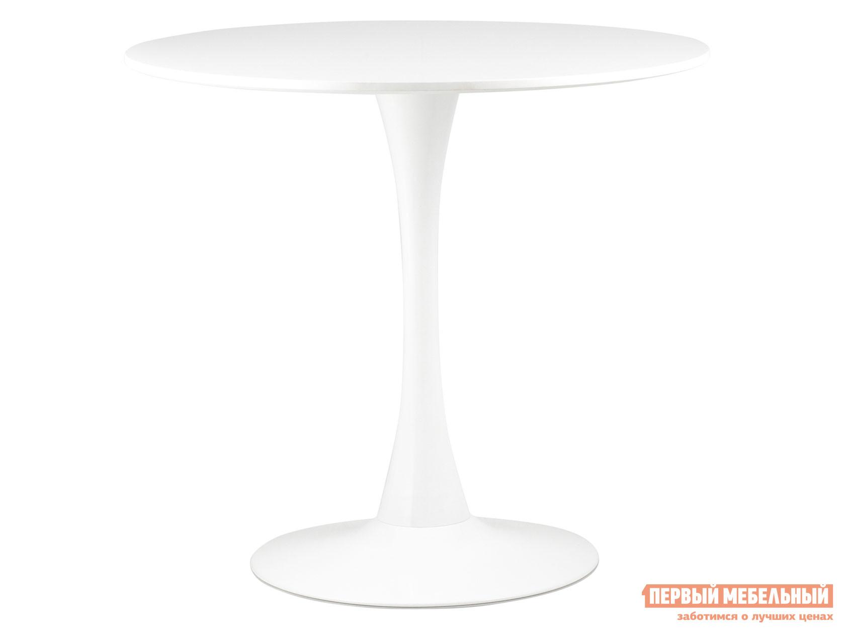 Кухонный стол  Стол Tulip, 80х80 T004-1 Белый