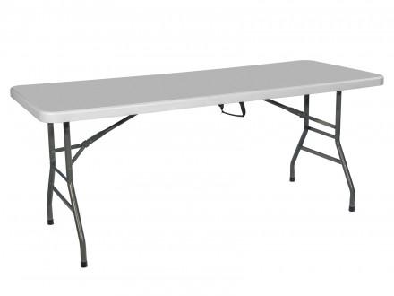 Банкетный пластиковый стол