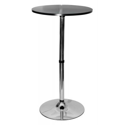 Барный стол STOOL GROUP ST25003 Черный / Хром