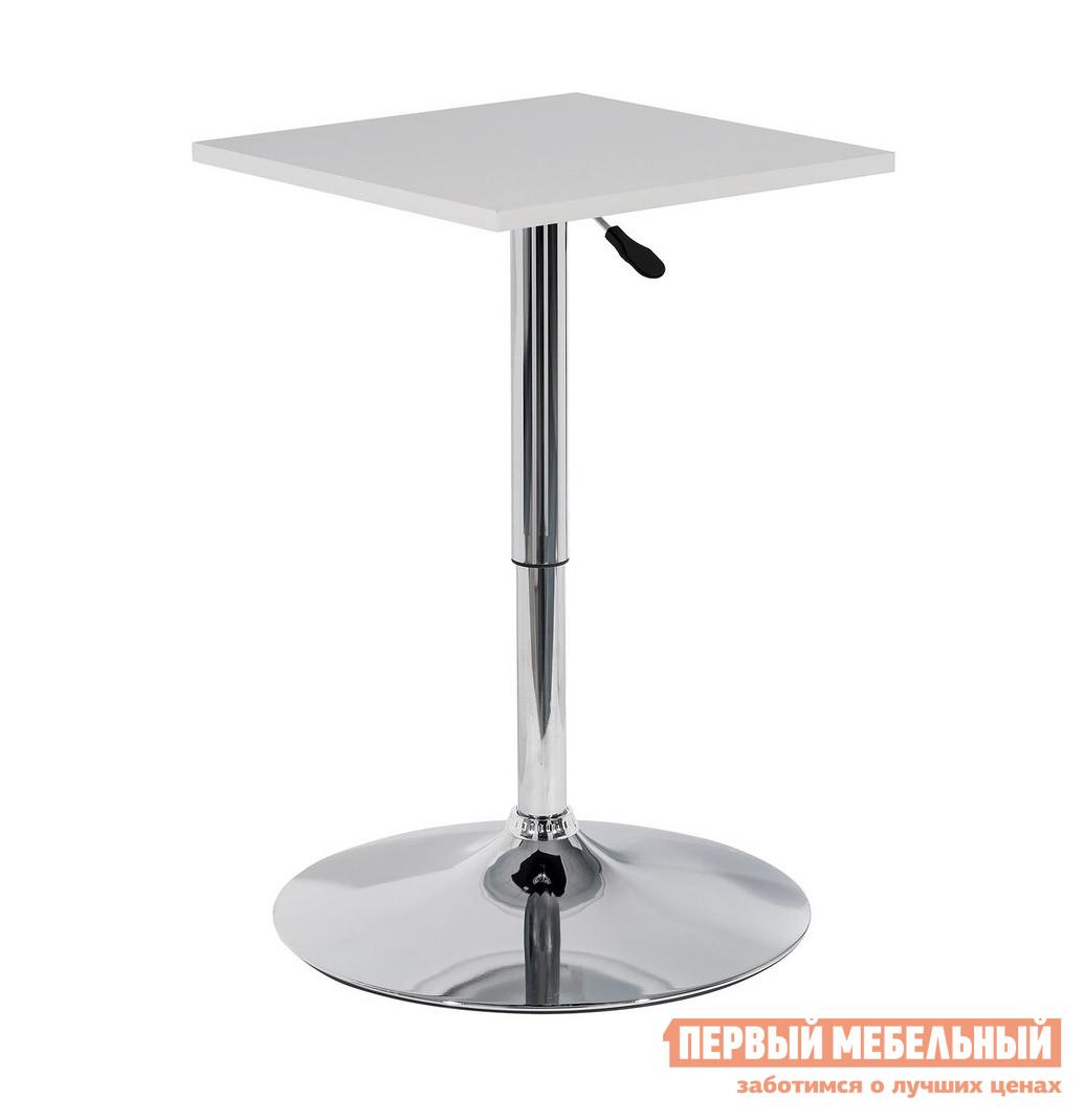 Барный стол Stool Group WHALE WHITE/BLACK