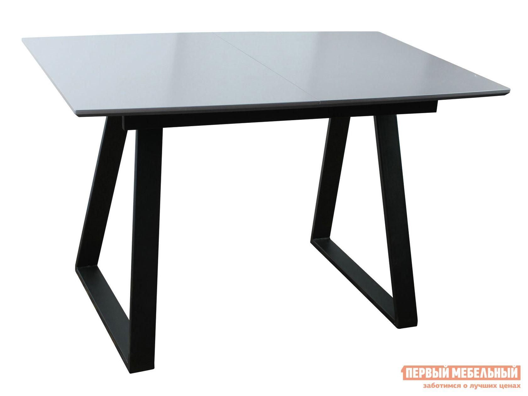 Кухонный стол  обеденный Детройт DT-935S Серый / Черный Светлое дерево Stool Group 108686