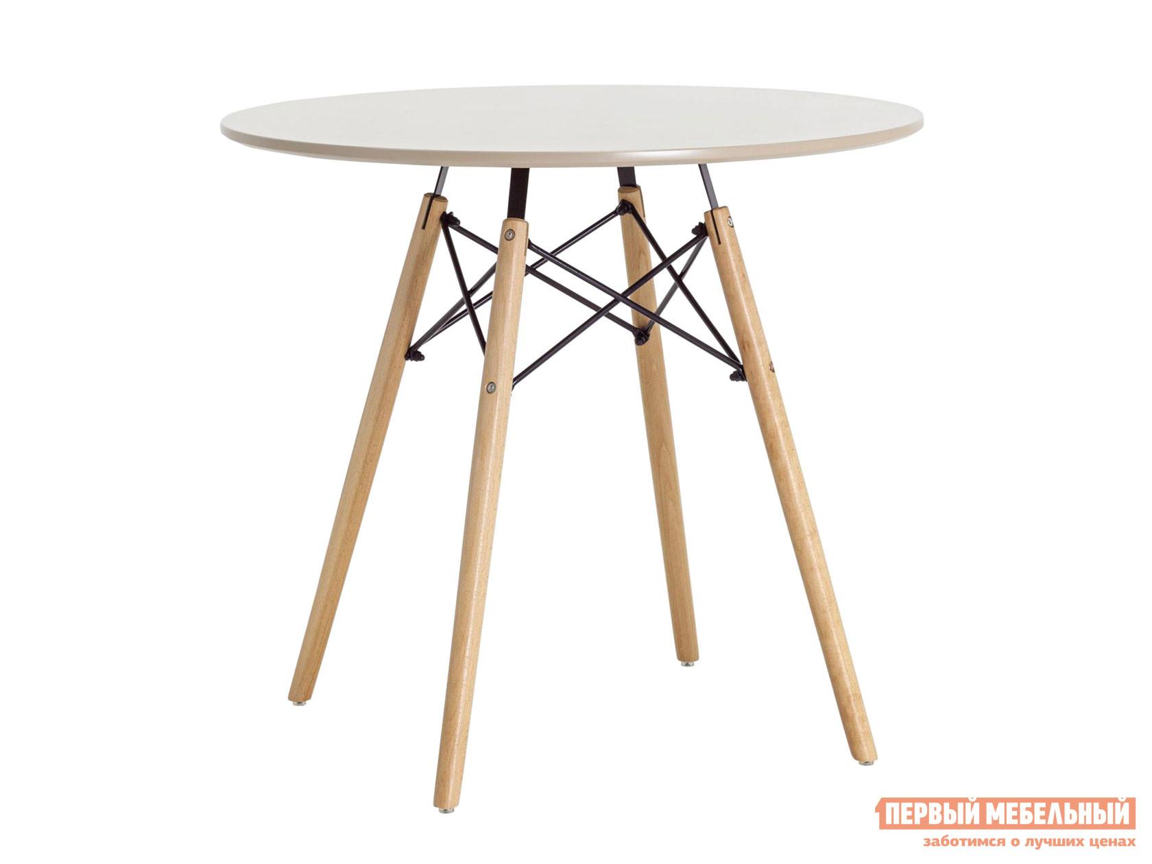 Кухонный стол  EAMES DSW CHAD Бежевый Stool Group 120318