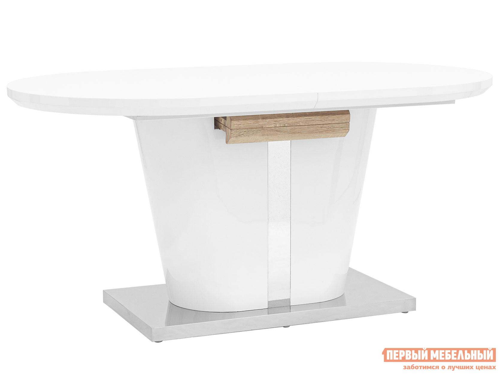 Кухонный стол Stool Group Стол обеденный Мулен, раскладной DT-44-160-HGW DUAL