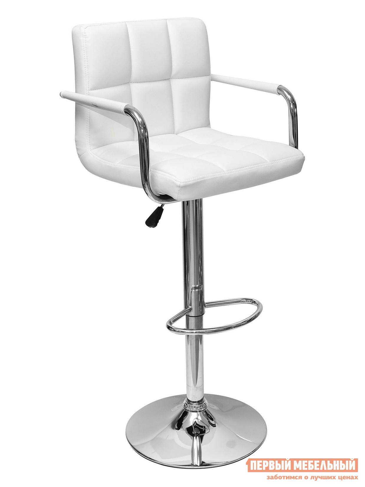 Барный стул STOOL GROUP Малави Белый