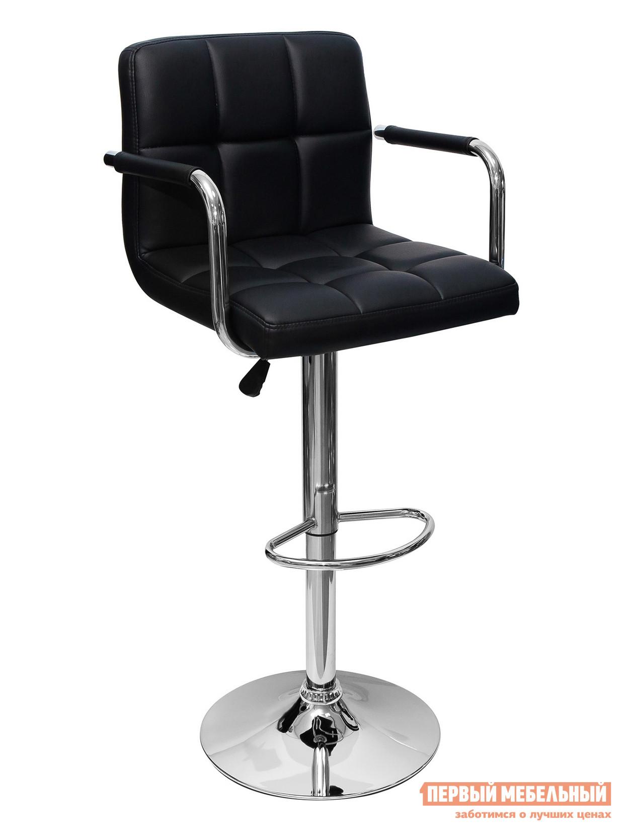 Барный стул STOOL GROUP Малави Черный