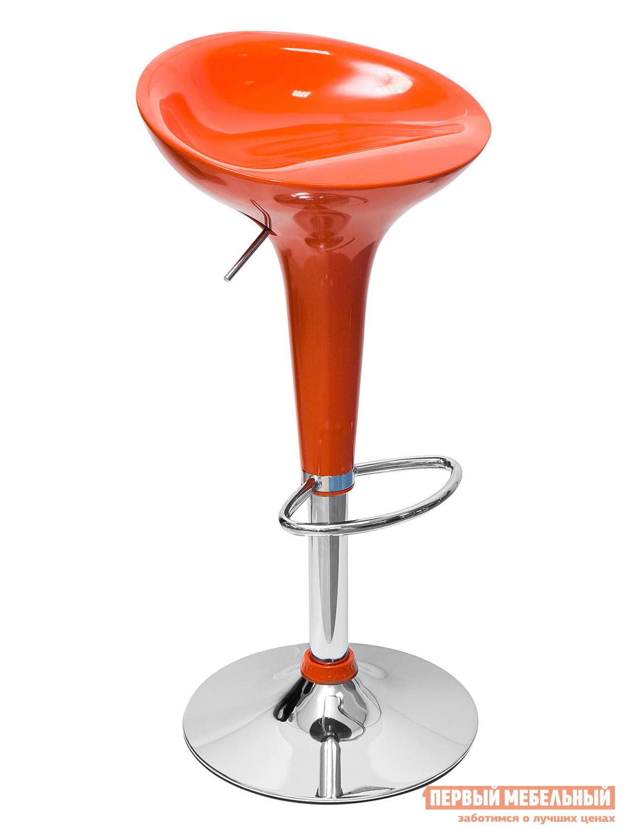 Барный стул STOOL GROUP Бомба Оранжевый от Купистол