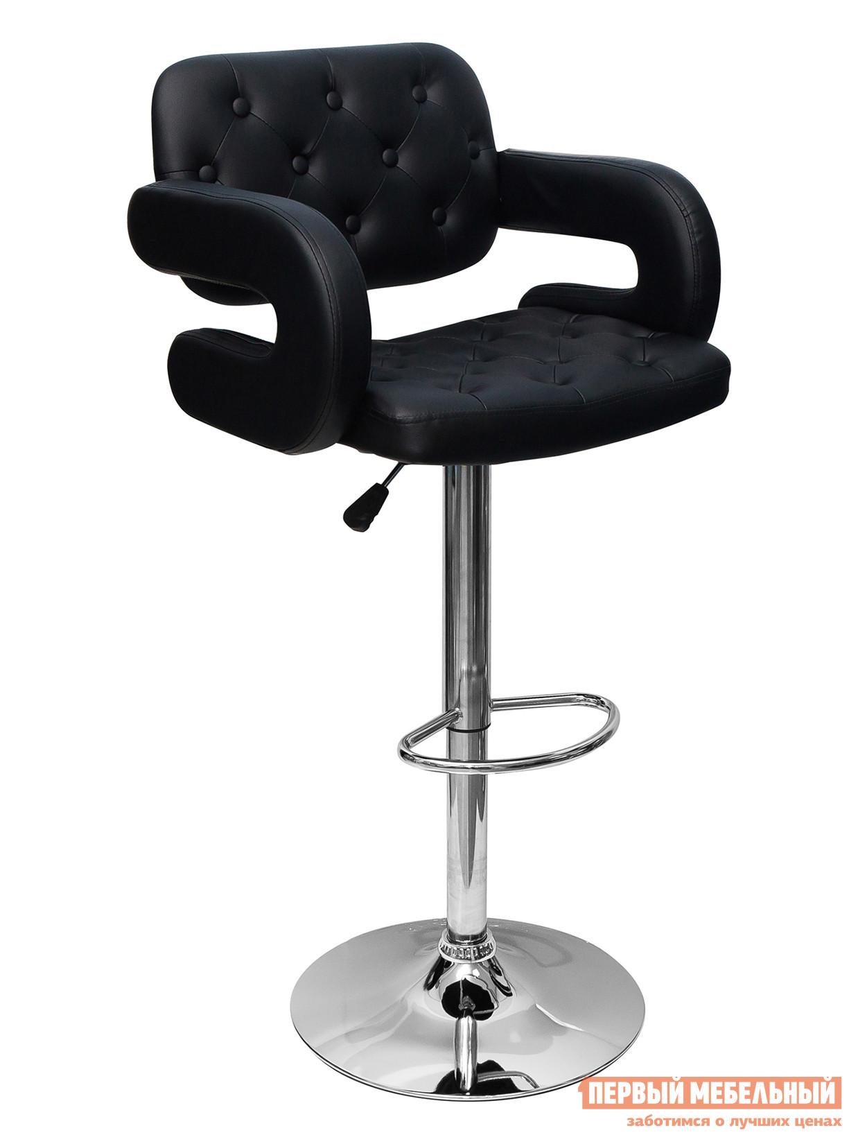 Барный стул  Стул барный Бентли Черный