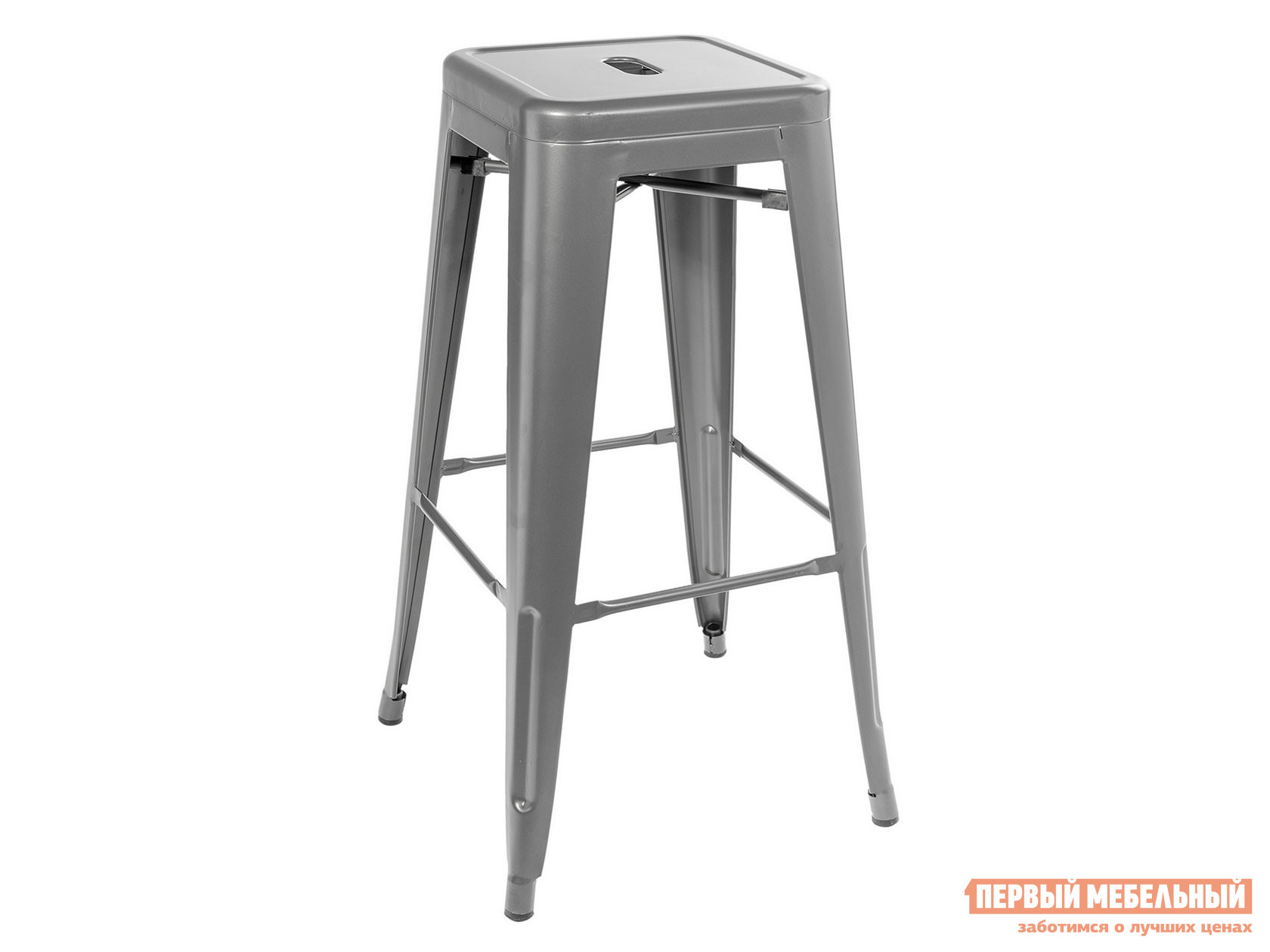 Барный стул  TOLIX YD-H765 Серебристый