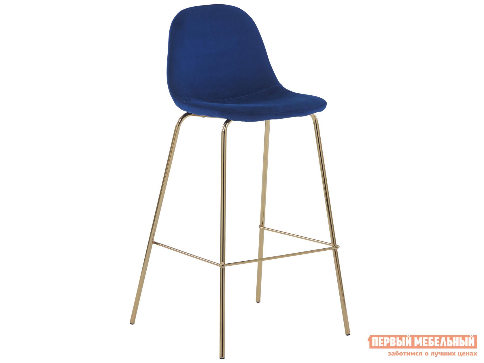 Барный стул Stool Group Стул барный Валенсия, золотые ножки барный стул stool group стул барный лион bc 99004