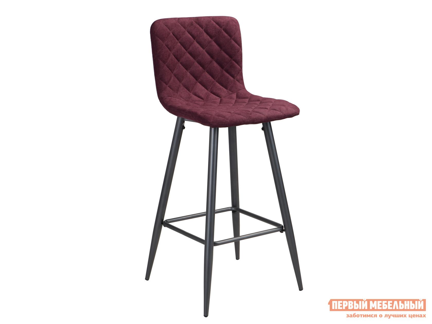 Барный стул STOOL GROUP Морган Бордовый от Купистол