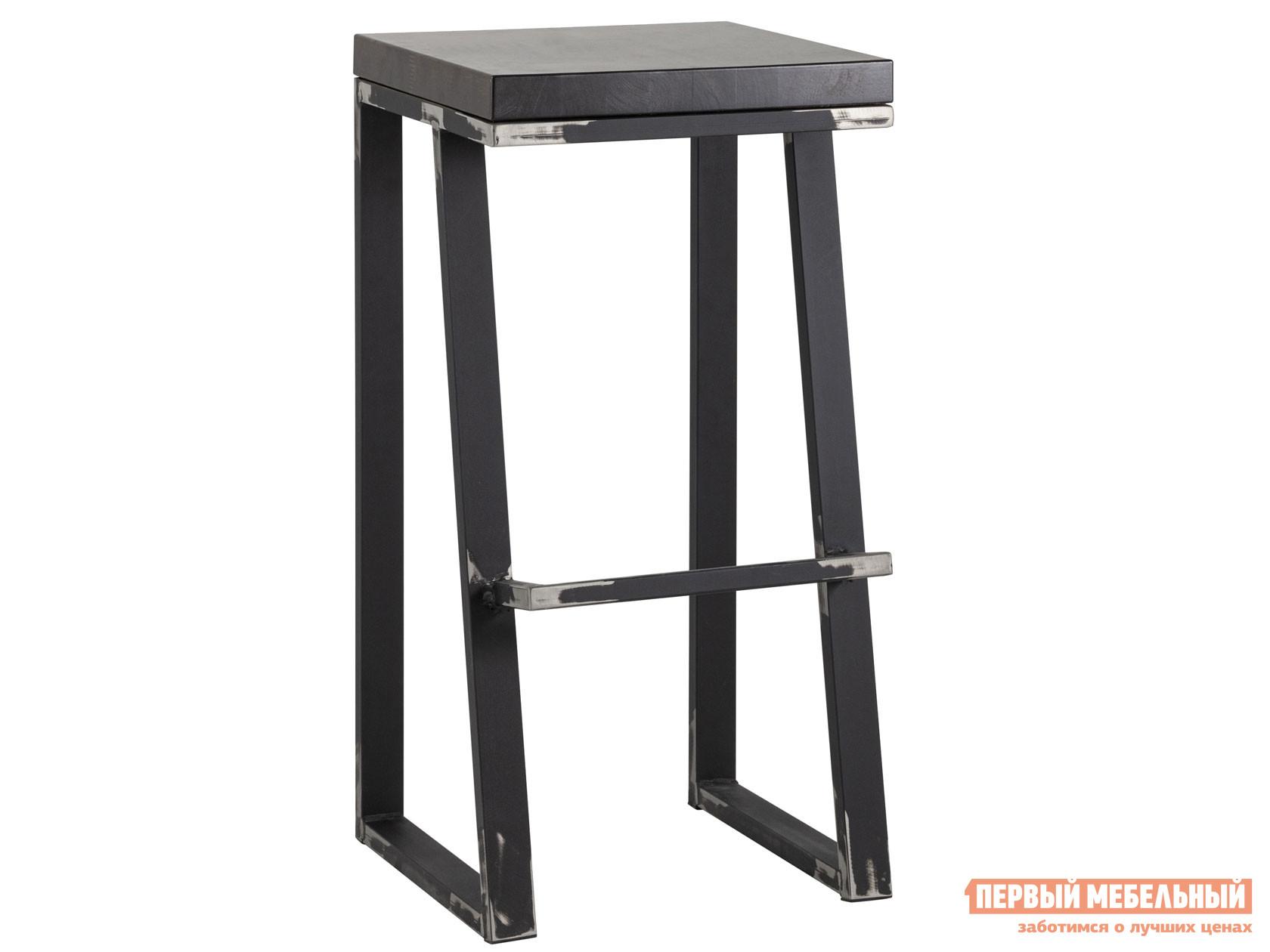 Барный стул Терракс Черный, 750 мм фото