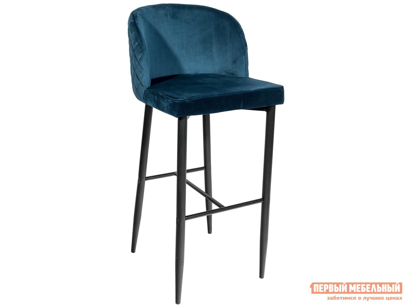 Барный стул  MC11B HLR-63 Сине-зеленый, велюр Stool Group 85894