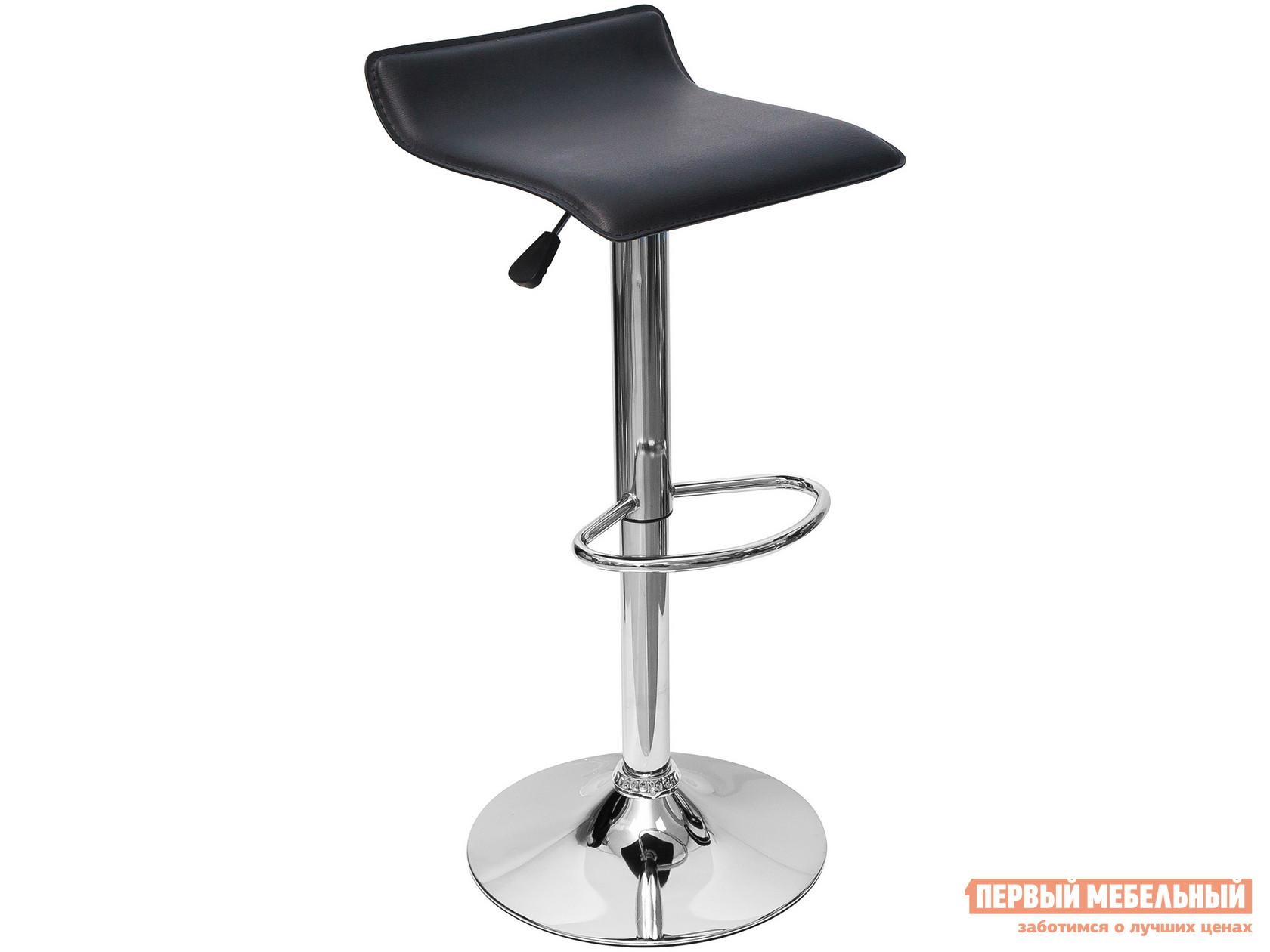 Барный стул  hi-tec NEW Черный, экокожа STOOL GROUP 33427