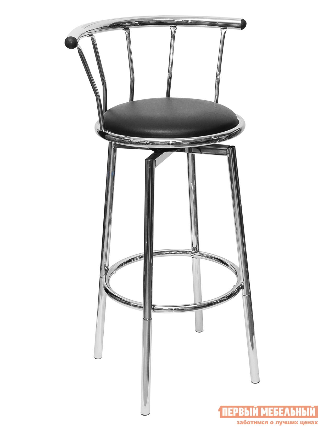 Купить со скидкой Барный стул STOOL GROUP Джин Хром Черный / Хром