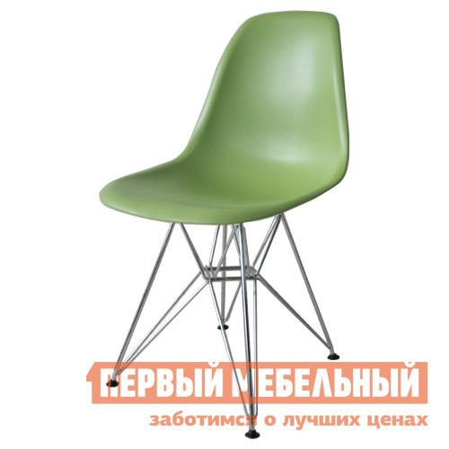 Стул STOOL GROUP Eames chrome Зеленый