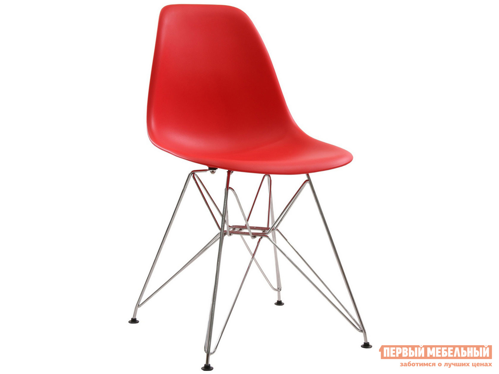 Стул Stool Group Eames chrome