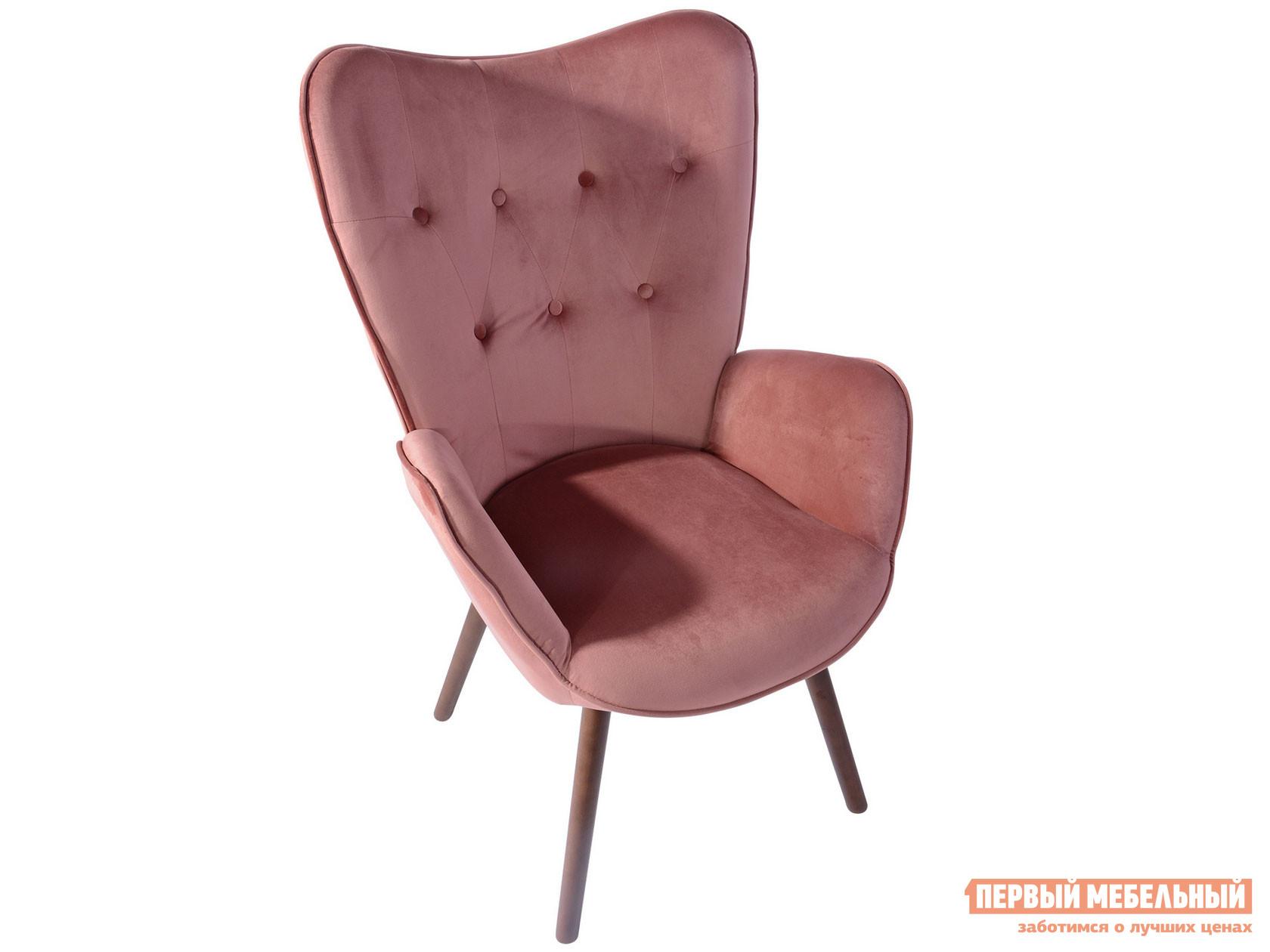 Стул  Гранд Розовый, велюр Stool Group 105055