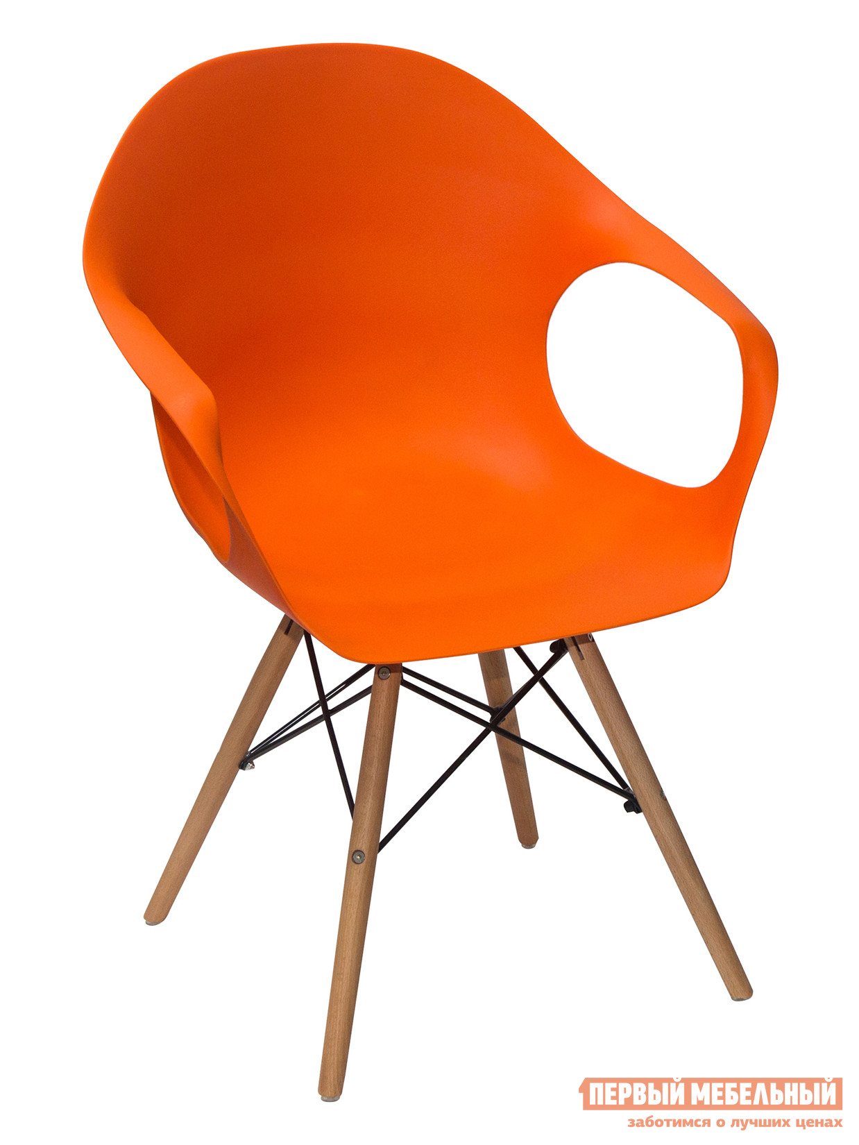 Стул STOOL GROUP Eames Light Оранжевый