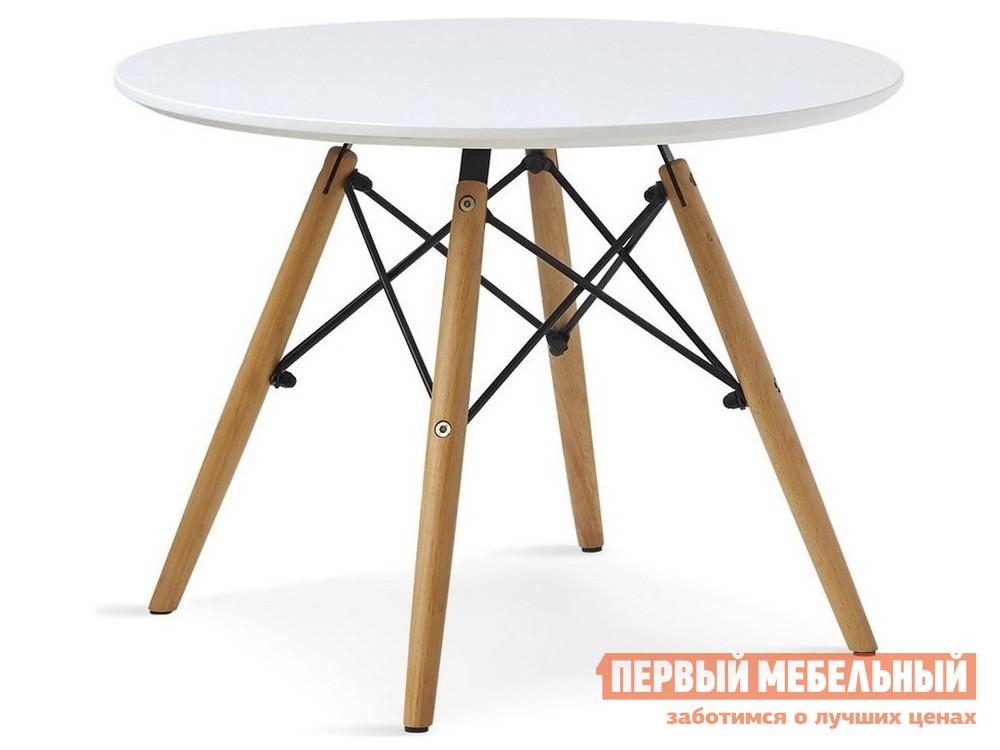 Журнальный столик  Стол Eames DSW Small D=60 T005-C Белый STOOL GROUP 105066