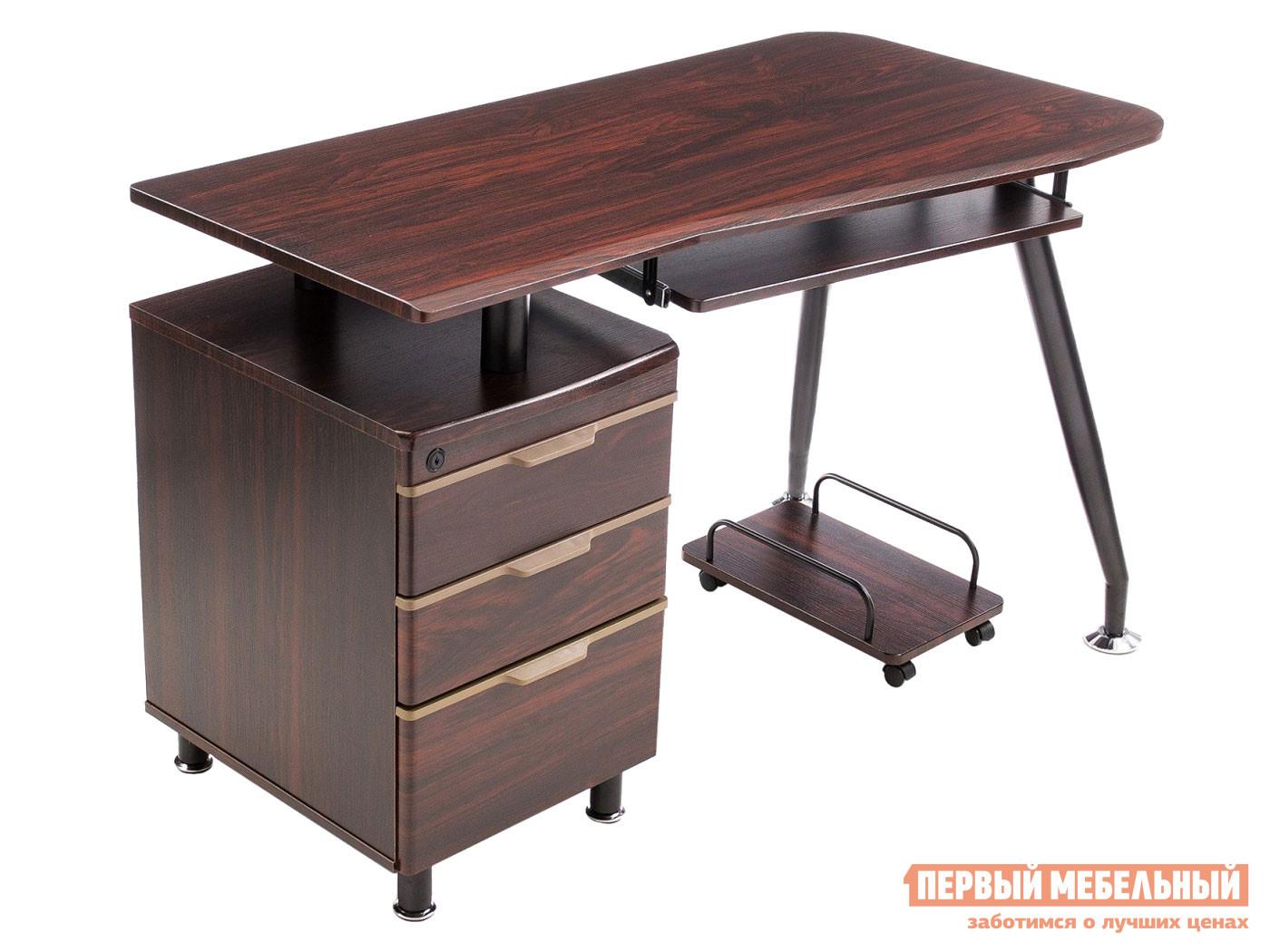 Фото - Компьютерный стол Первый Мебельный Erida компьютерный стол первый мебельный комфорт 12 72