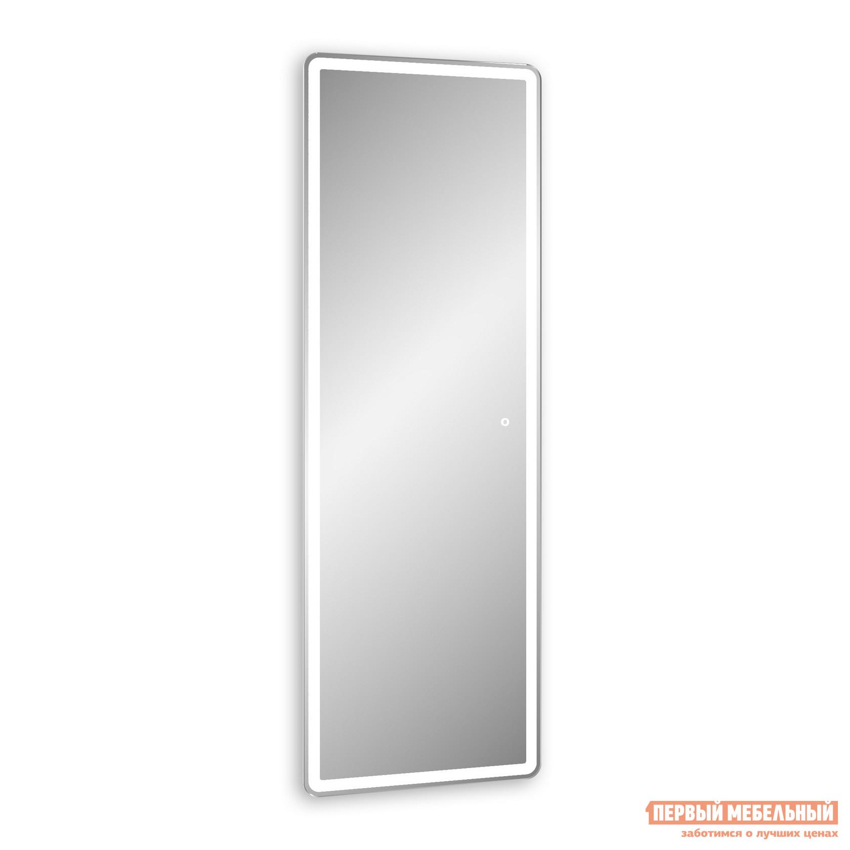 Настенное зеркало Континент Зеркало ЗЛП445 Loren LED 455х1350 настенное зеркало континент зеркало згп23