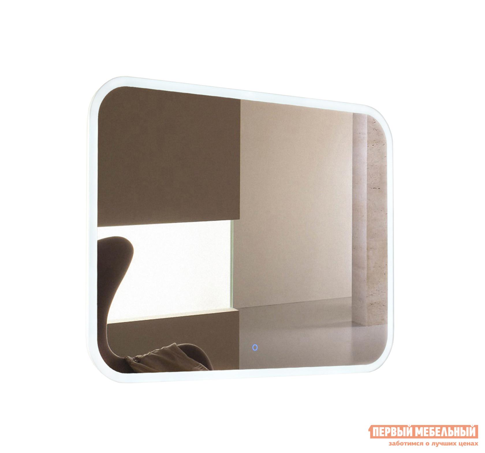 Настенное зеркало  ЗЛП29 Demure LED 915х685 Зеркало, С сенсорным выключателем