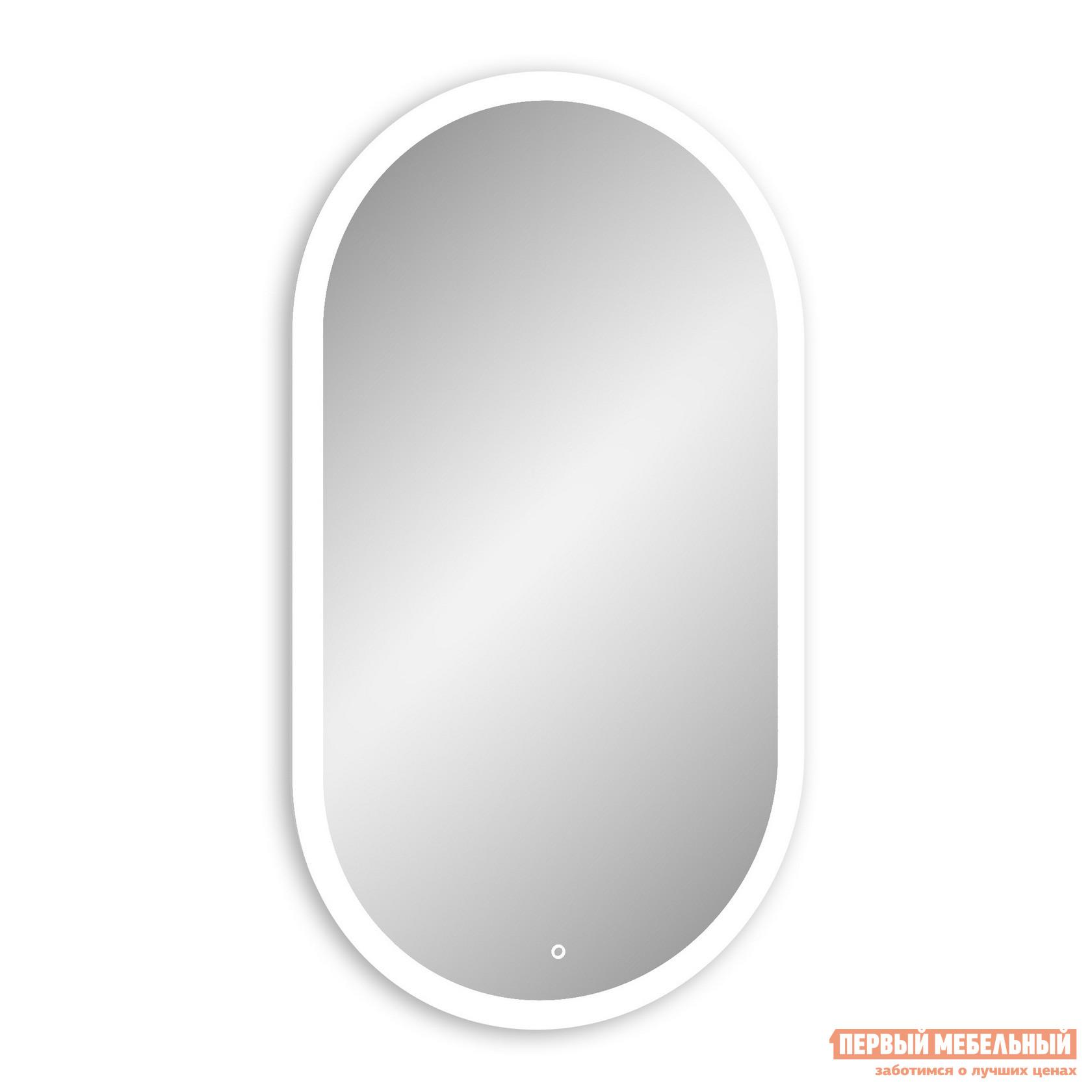 Настенное зеркало Континент Зеркало ЗЛП458 Delight LED 550х1000