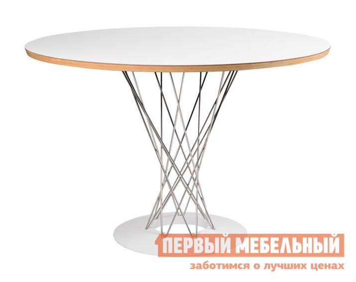 Обеденный стол Scott Howard Isamu Noguchi Style Cyclone Table Белый