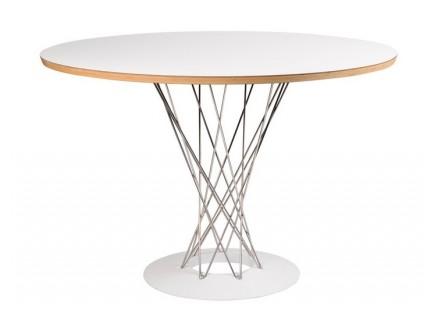 Обеденный стол Isamu Noguchi Style Cyclone Table Циклон Ногучи