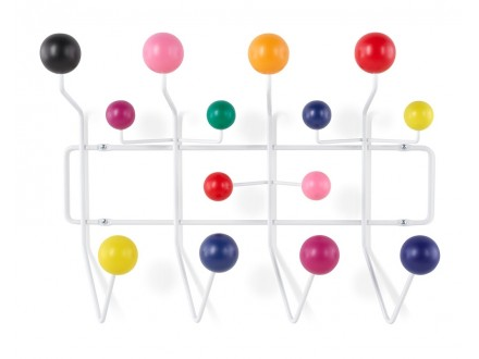Настенная вешалка S00627 Eames Hang-It-All Style Имс Хэнг