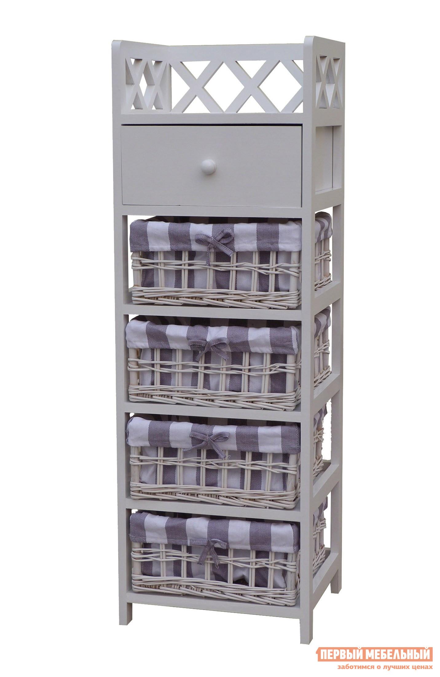 Этажерка Ariva ARIVA-512 (51522) Белый