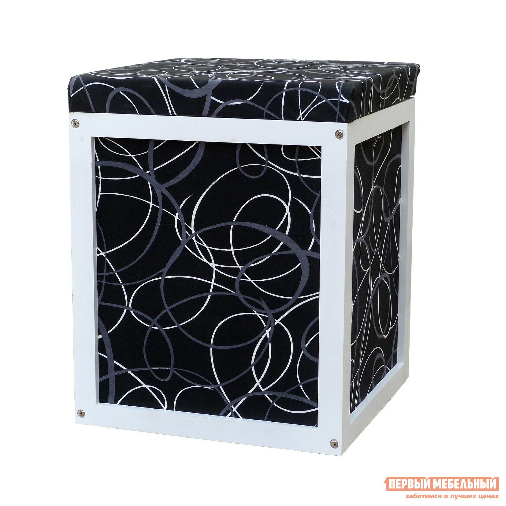 Банкетка Ariva ARIVA-021 (51958) ЧерныйБанкетки<br>Габаритные размеры ВхШхГ 500x400x400 мм. Банкетка выполнена в современном стиле, она изящная и практичная.  Стильная модель гармонично впишется в любую из комнат в доме. Изделие оснащено мягким откидным сиденьем размером 400 x 400 мм.  Под ним расположен вместительный ящик, в котором можно хранить различные вещи и предметы. Максимальная нагрузка составляет 100 кг. Каркас банкетки выполнен из павловнии.  Обивка изготовлена из полиэстера.<br><br>Цвет: Черный<br>Цвет: Черный<br>Высота мм: 500<br>Ширина мм: 400<br>Глубина мм: 400<br>Кол-во упаковок: 1<br>Форма поставки: В разобранном виде<br>Срок гарантии: 1 год<br>Тип: Тумба<br>Назначение: Для кухни, Для спальни, В прихожую, Для офиса, Для гостиной<br>Материал: Деревянные, из ткани, Из натурального дерева<br>Порода дерева: Из павловнии<br>Форма: Прямоугольные<br>Размер: Маленькие, Узкие, Одноместные<br>Высота: Низкие<br>Особенности: С ящиками, С мягким сиденьем, С рисунком, С крышкой, Без спинки<br>Стиль: Современный, В стиле лофт