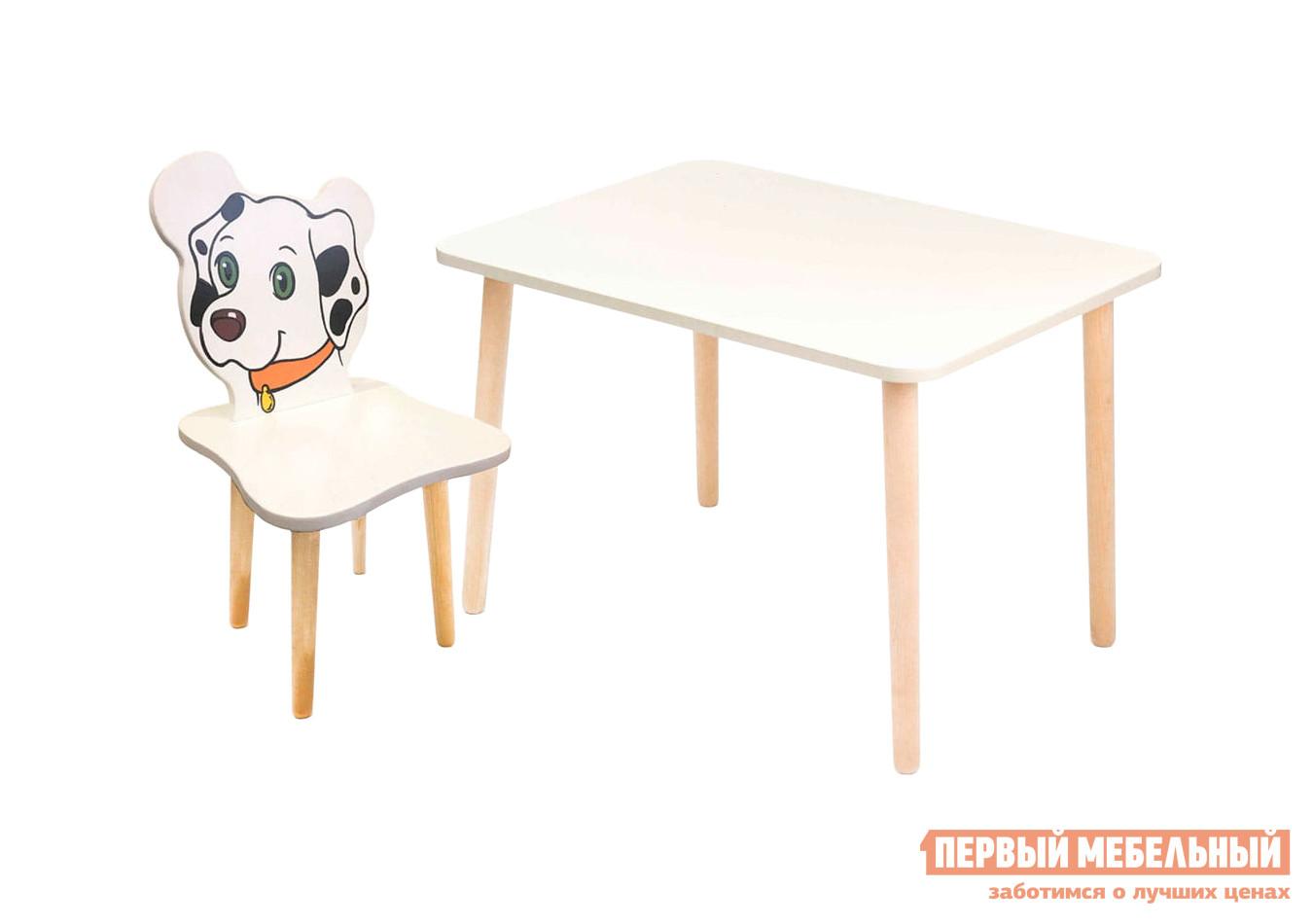 Столик и стульчик Партаторг Комплект детской мебели Джери детский стульчик джери киса