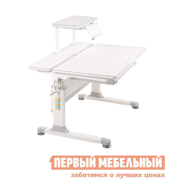 Парта  Парта-трансформер c полкой Rifforma-90 Белый / Серый