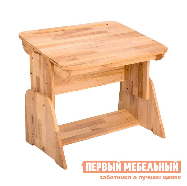 Деревянная парта Партаторг С470 парта для дома школярик с пеналом с470 70см