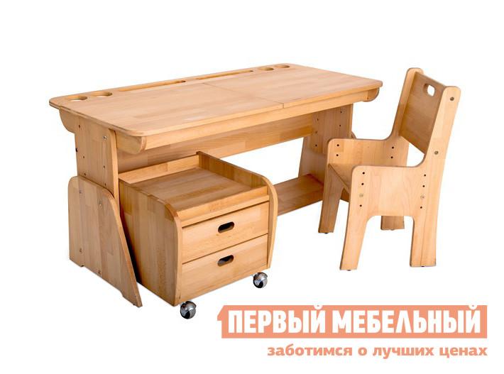 Комплект деревянной мебели Партаторг С412+С100+С330