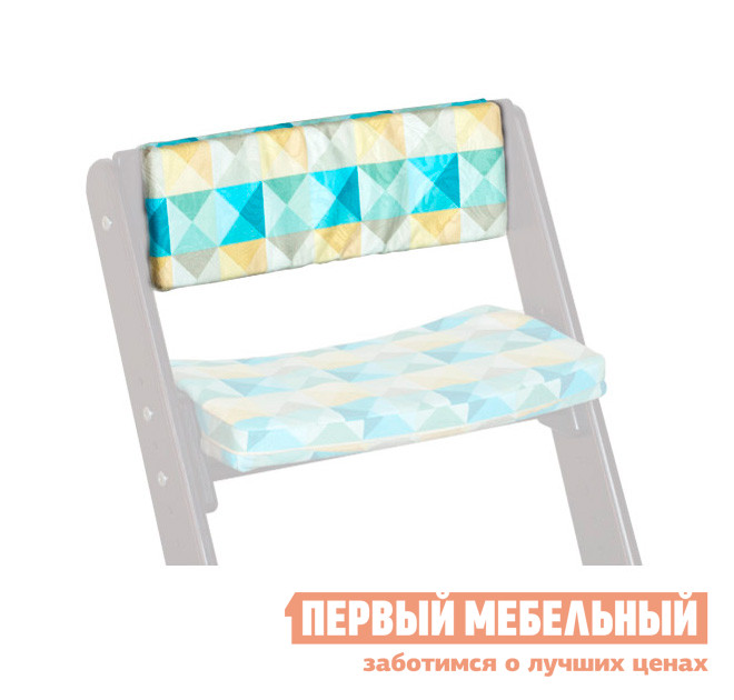 Мягкая спинка Партаторг Подушка на спинку стула