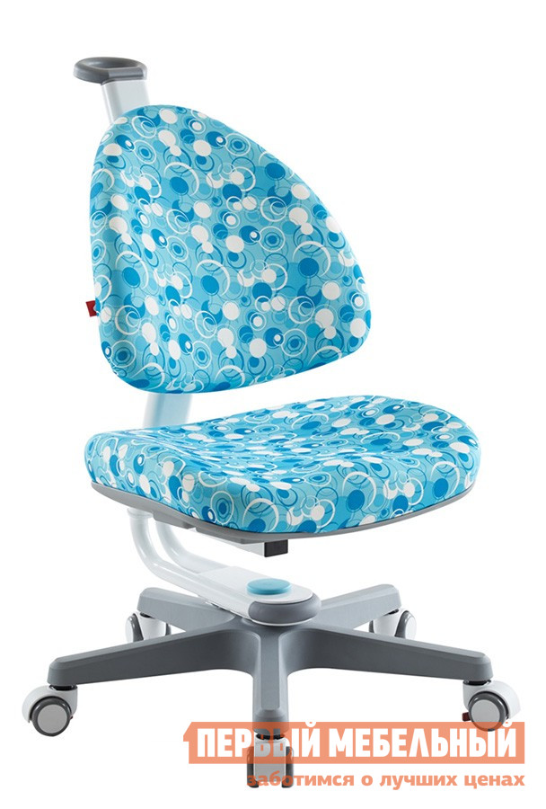 Компьютерное кресло TCT Nanotec Кресло Ergo-BABO (TC1008) Голубая ткань new