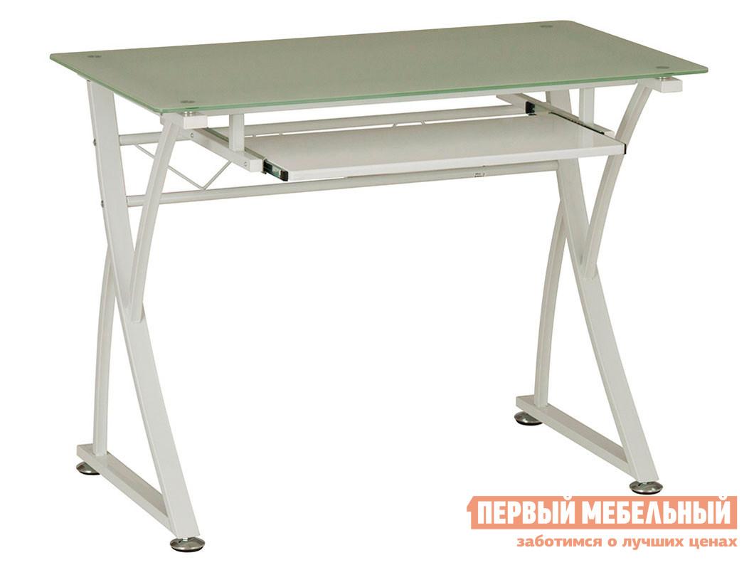Компьютерный стол со стеклянной столешницей Партаторг Rifforma CT-3506