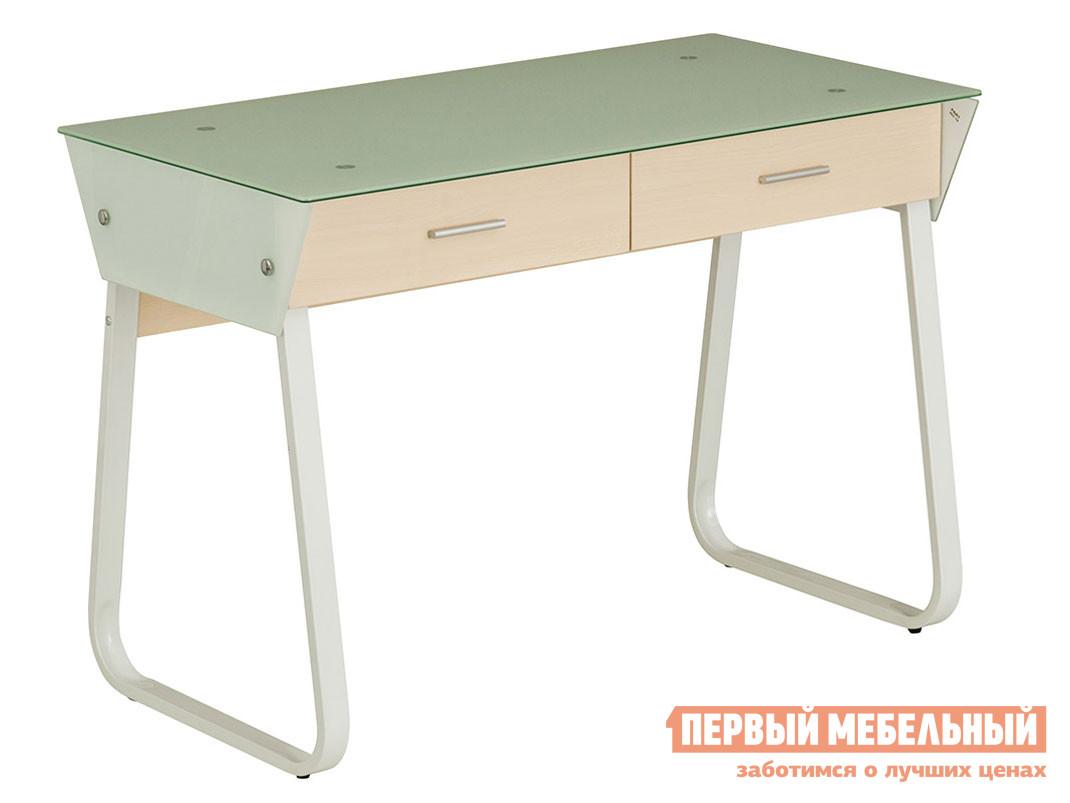 Компьютерный стол со стеклянной столешницей Партаторг Rifforma CT-3311G