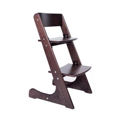Детский стул Конёк-Горбунёк Детский растущий стул Венге