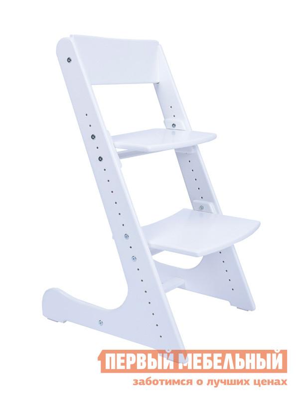 Детский стул Конёк-Горбунёк Детский растущий стул Белый