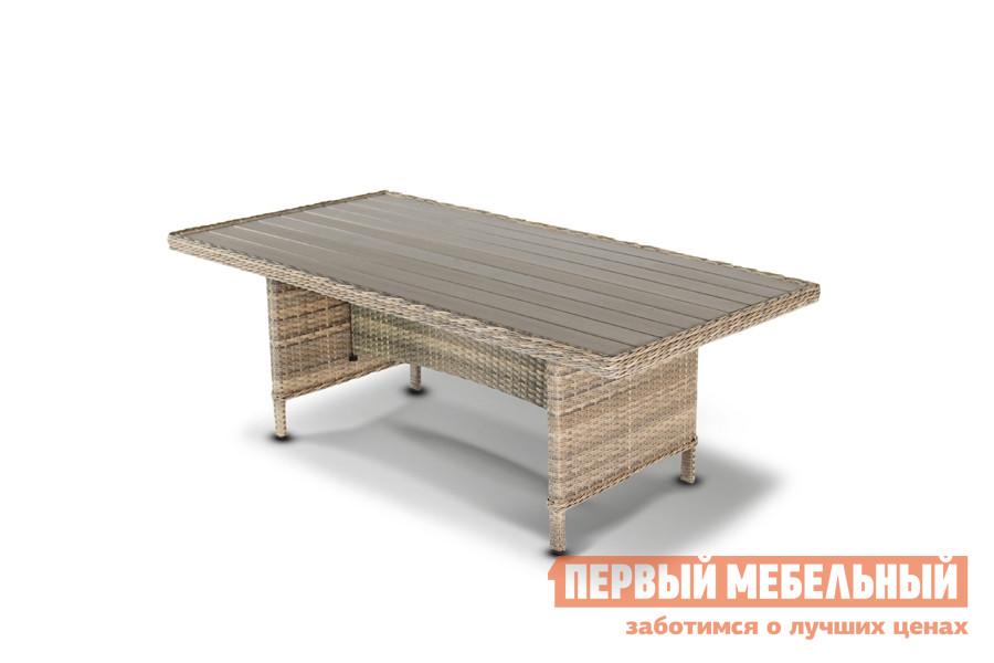 Плетеный стол Кватросис Цесена GFS7022T