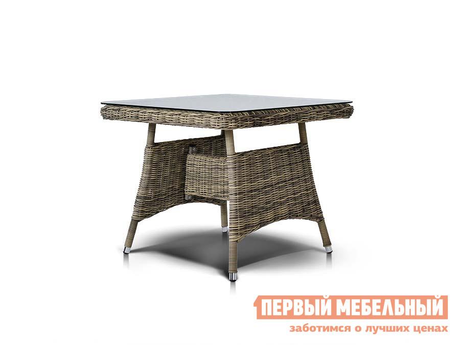все цены на Плетеный стол Кватросис Венето 641875 (малый)